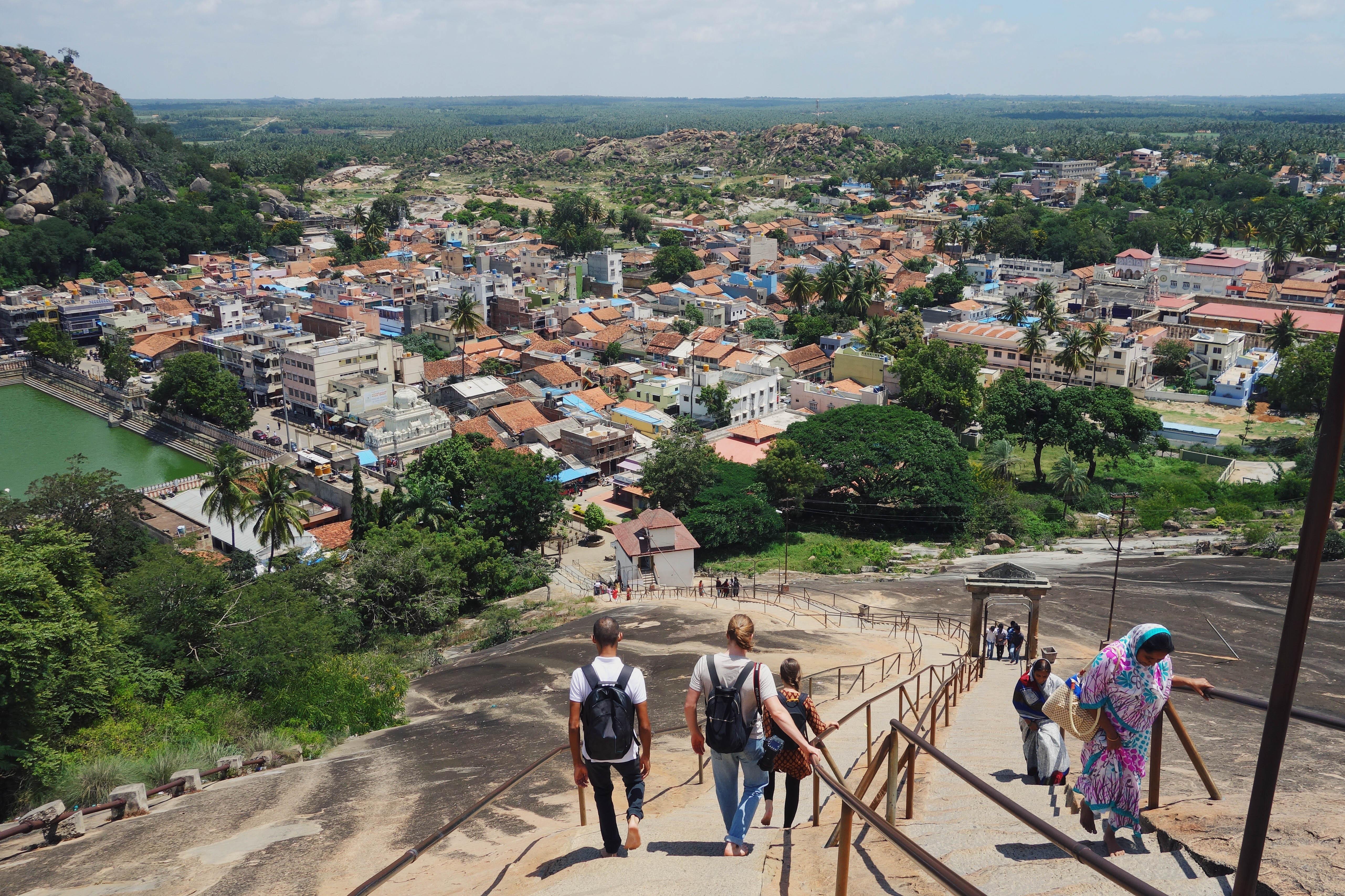 view-shravanabelagola